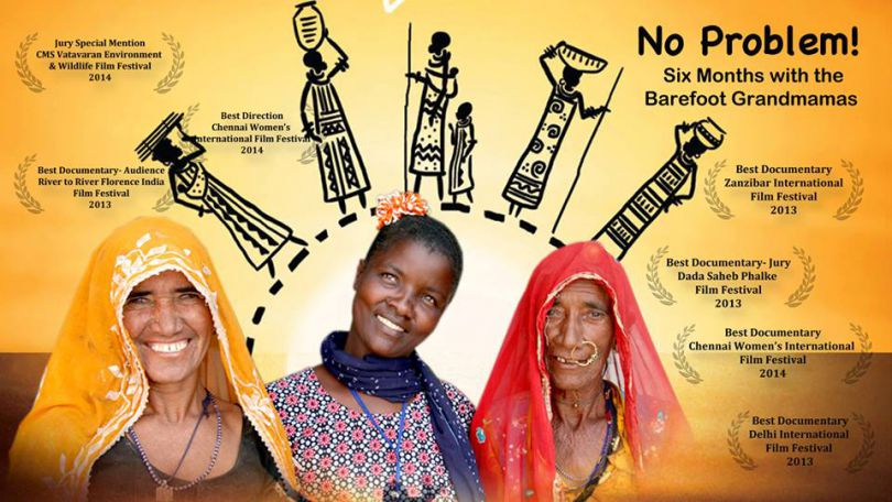 1711_no-problem-six-months-with-the-barefoot-grandmamas-poster