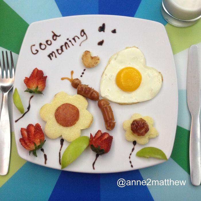 """Yaratıcı kahvaltıların sırrı: """"Yumurta"""""""