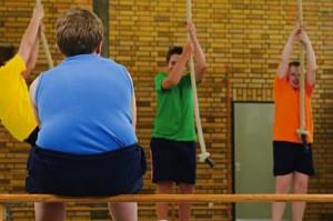 Çocuklarda obezite sorunu