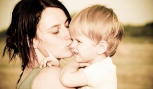 Kendime telkin: Ben iyi bir anneyim
